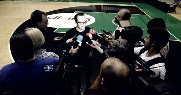 """Diego Ocampo: """"El equipo está en marcha"""""""