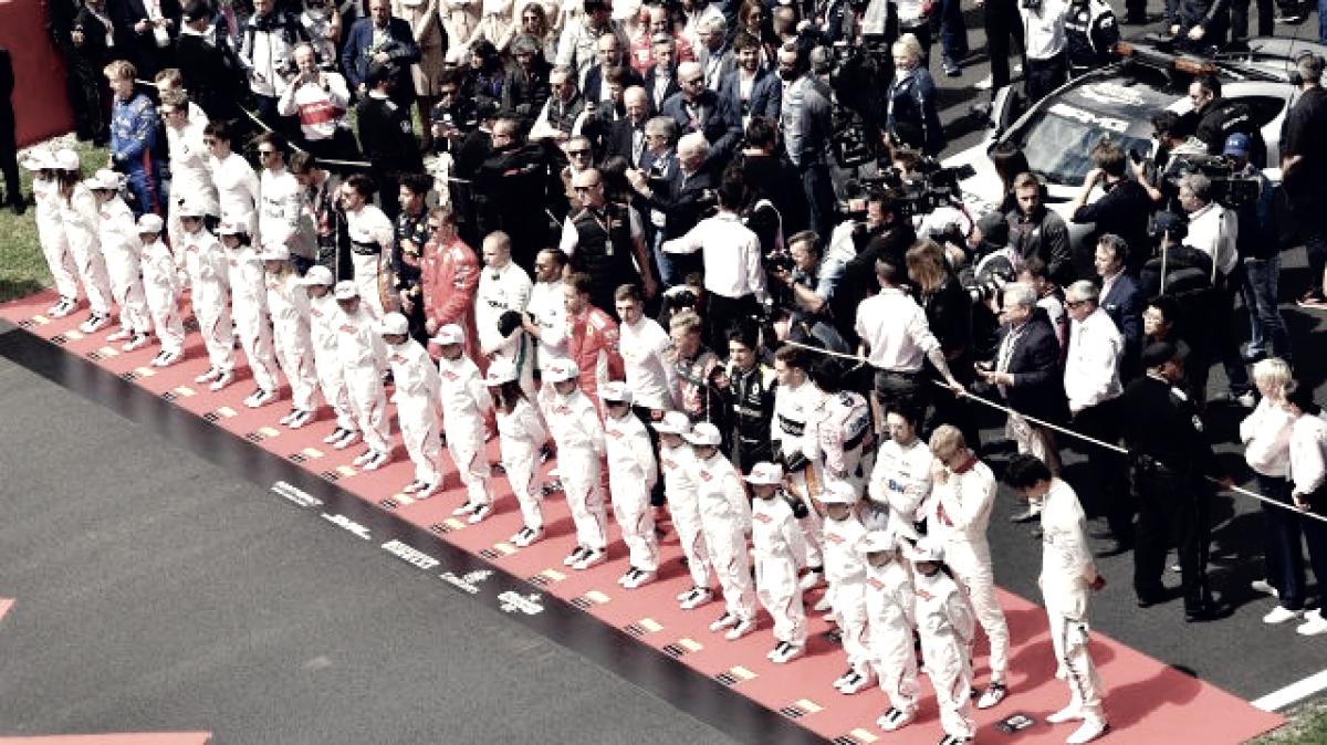 La polémica con los himnos en el GP de España