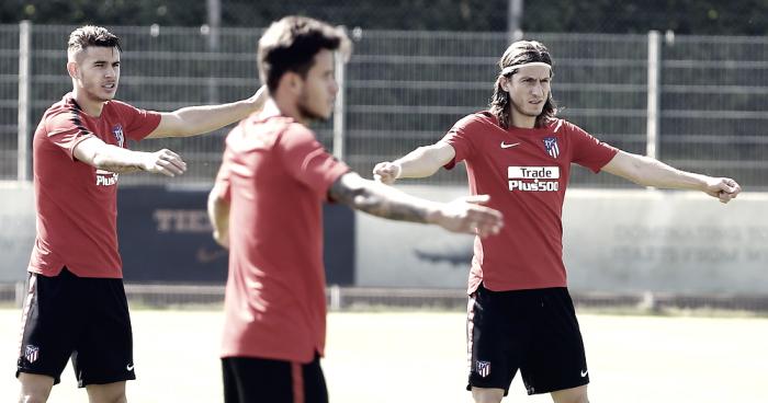 Lucas y Filipe quieren estar ante el líder