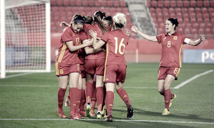 Las de Jorge Vilda lucharán por la Cyprus Women's Cup