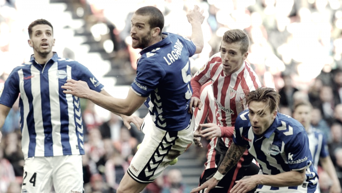 Previa Athletic Club - Deportivo Alavés: victoria necesaria para seguir al alza
