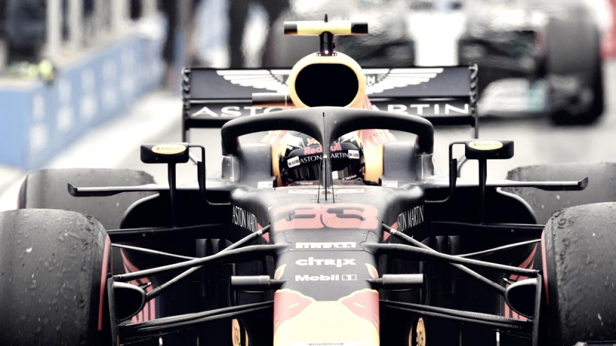"Verstappen: ""Ha sido una buena carrera"""