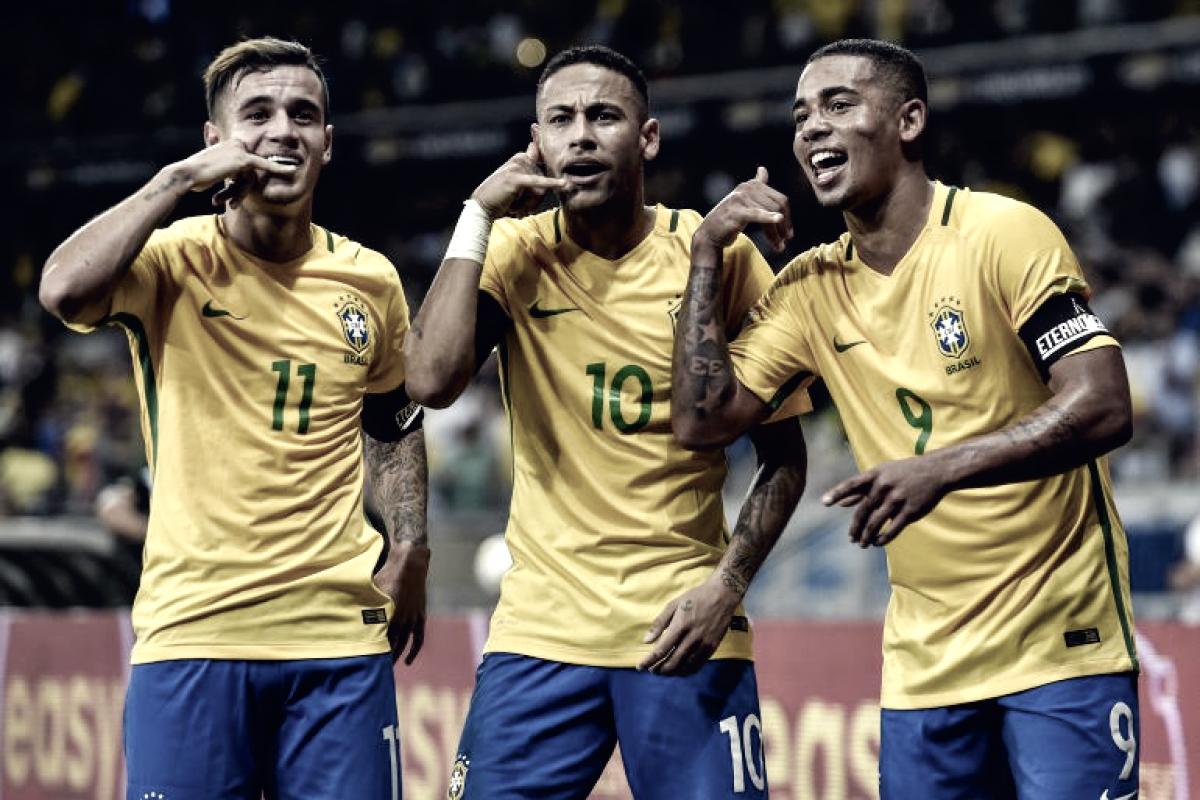 Camino a Rusia de Brasil 2018: el cambio de rumbo con Tite a la cabeza