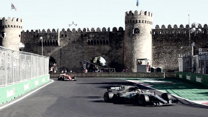 Bakú quiere seguir en Fórmula 1, bajo sus condiciones