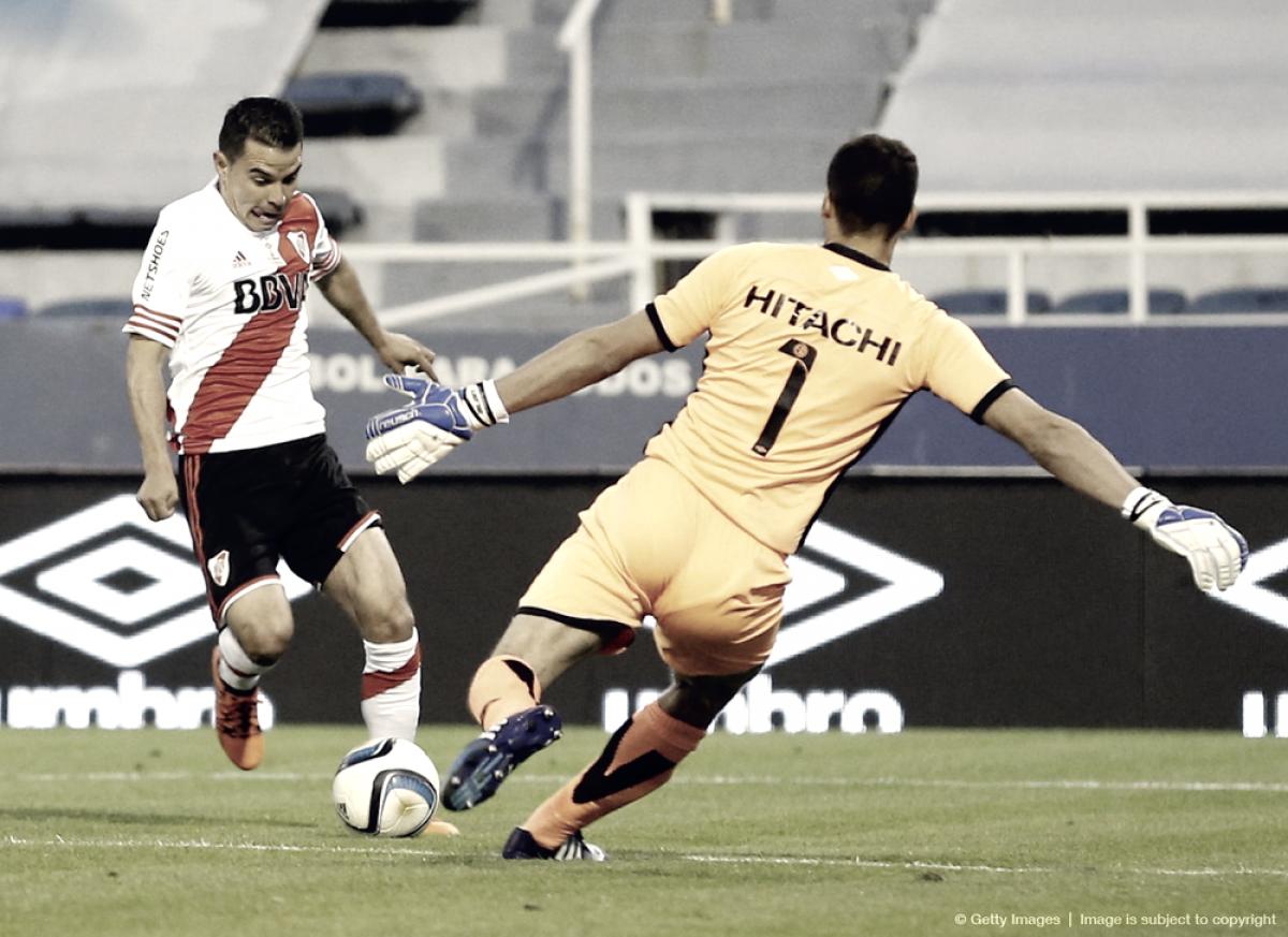 Últimos cinco encuentros contra Vélez