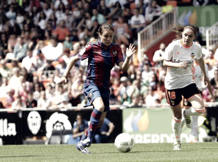 Previa Valencia CF Femenino - Levante UD Femenino: a seguir con la buena racha