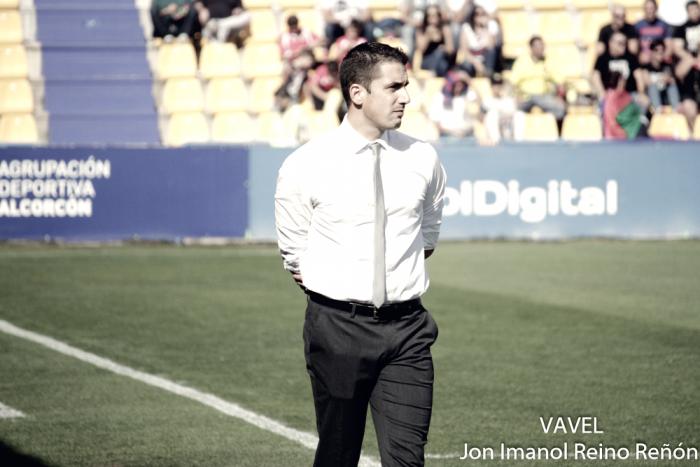 Julio Velázquez: ''Es una pena no sumar de 3, pero hay que seguir con la buena dinámica''