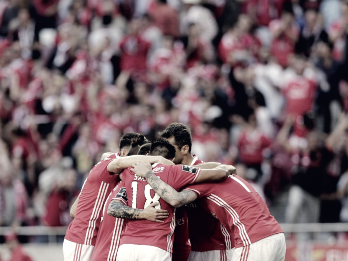 Diez minutos que valen tres puntos para el Benfica
