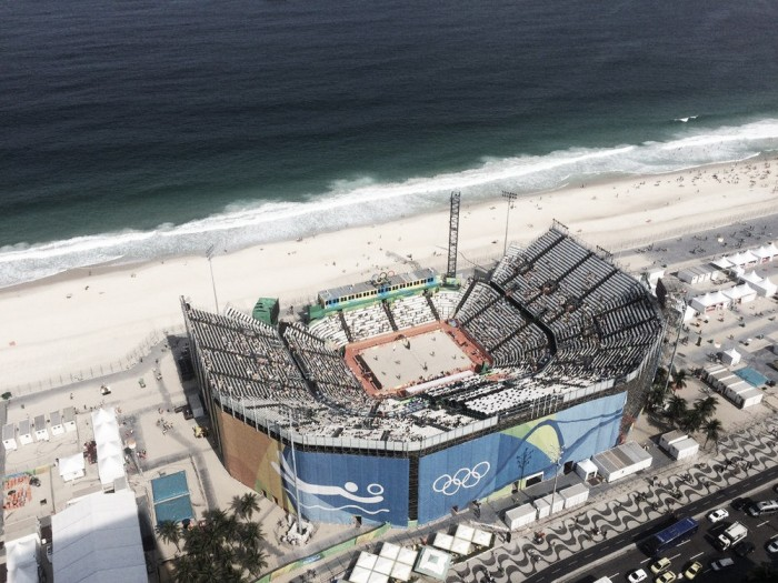 Rio 2016: Resumen de Beach Voley