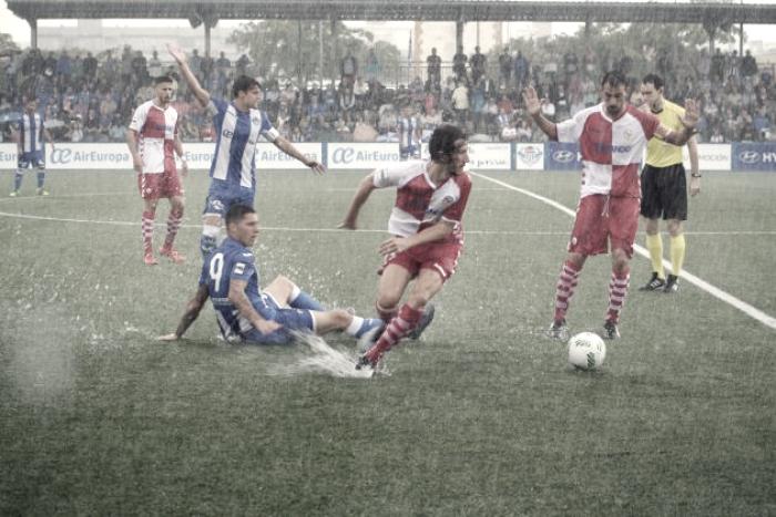 CE Sabadell - CD At.Baleares: Una victoria para reafirmarse