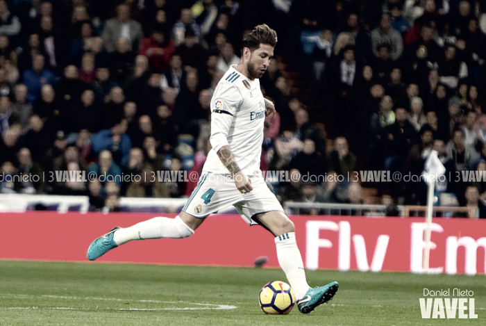 Ramos, el intocable de Zidane