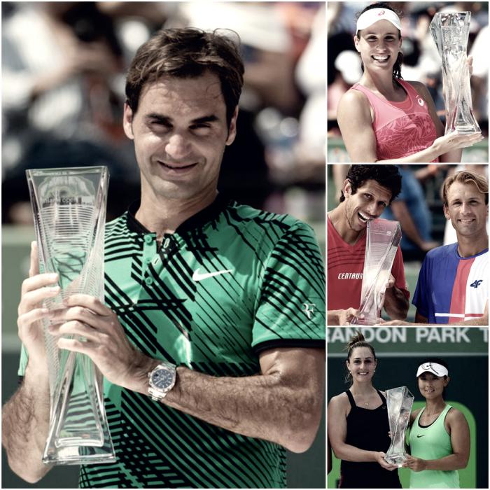 Lo que nos dejó la segunda semana Miami Open