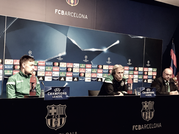 "Jorge Jesús: ""Si juega Messi tenemos un plan A; si no,B"""