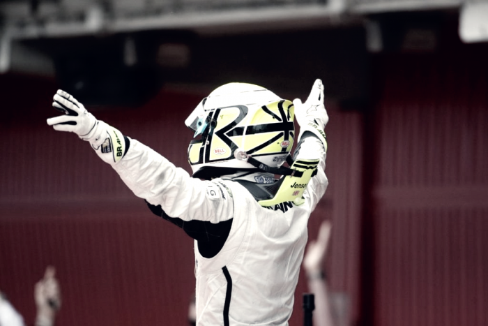 Un repaso a la trayectoria de Jenson Button