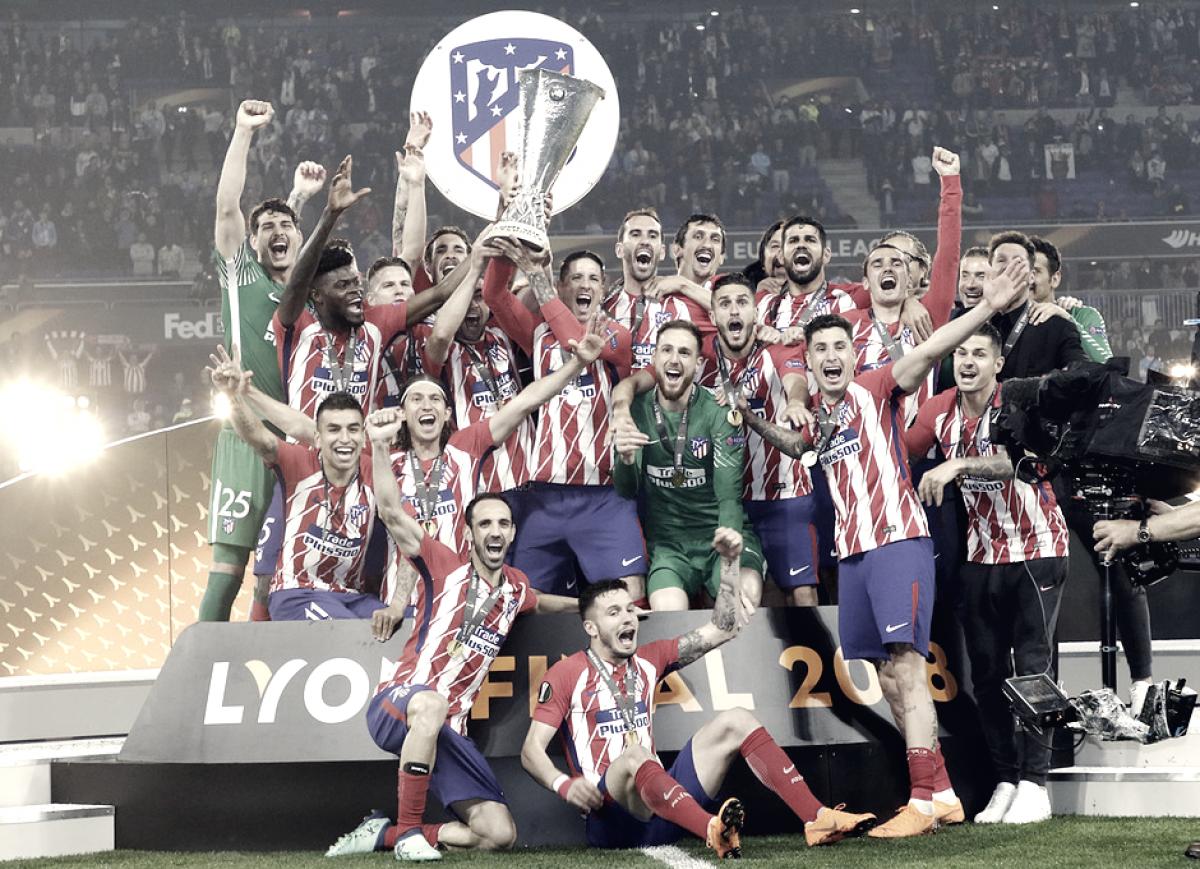 Las puntuaciones del Marsella-Atlético