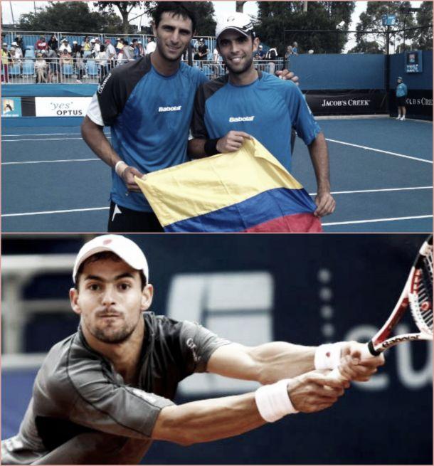 Cuota colombiana al ATP de Sao Paulo