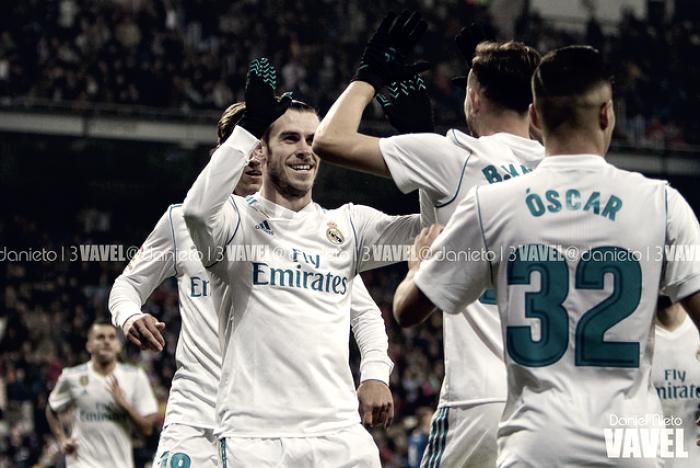 La contracrónica: Bale, al rescate del Madrid en Abu Dhabi