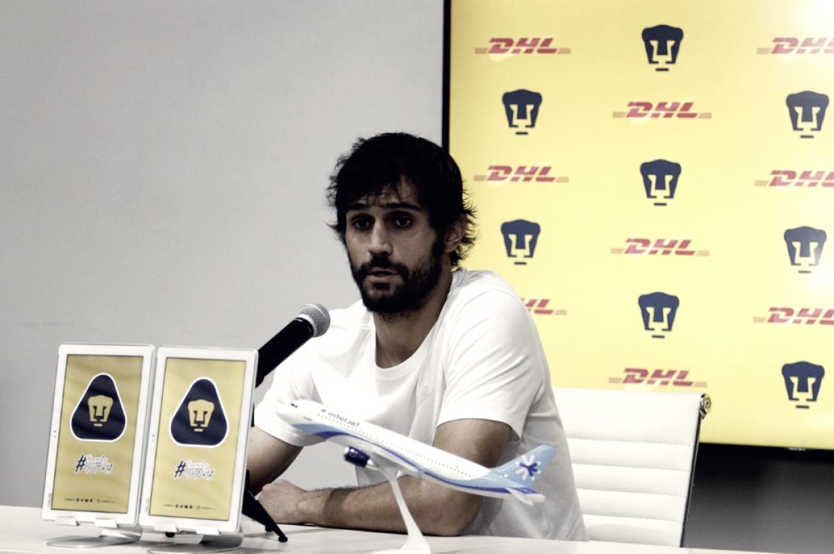 """Alejandro Arribas: """"Estamos trabajando para retomar la victoria"""""""