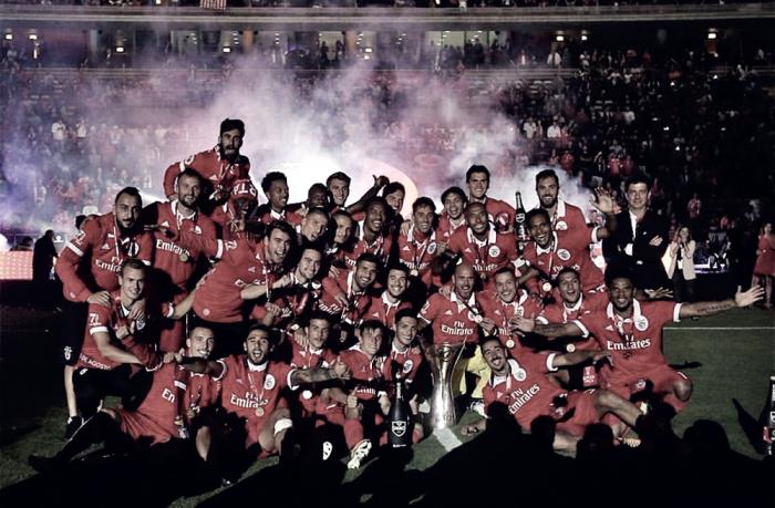 """Rui Vitória: """"Vinimos a hacer lo que queríamos lograr: ganar"""""""