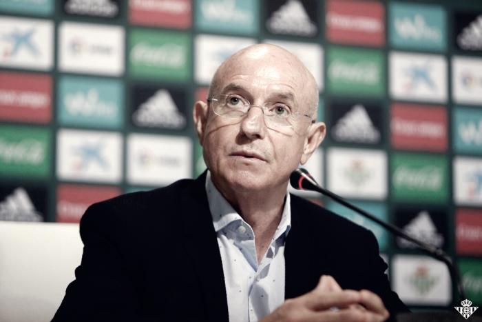 """Serra Ferrer: """"Nos gustaría que Dani estuviera aquí no una temporada, sino muchas más"""""""