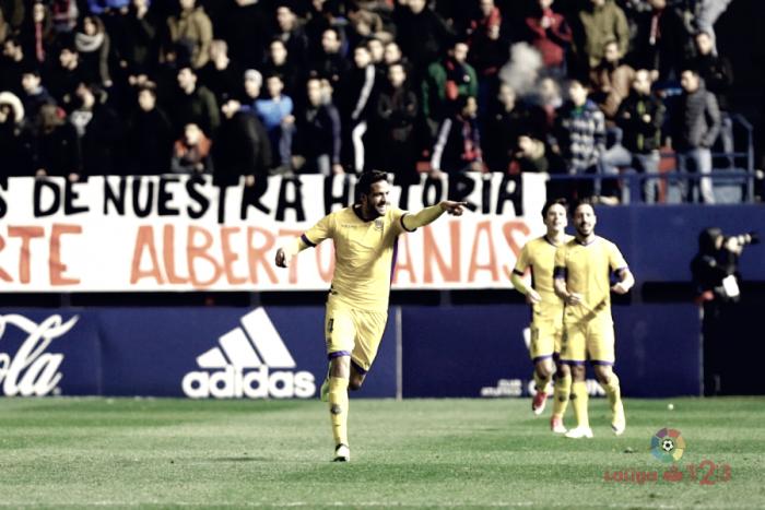Esteban Burgos: ''El Sevilla Atlético es un gran rival, como todos los de esta categoría''