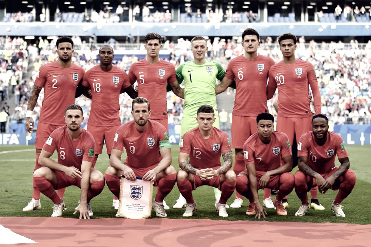 Inglaterra jugará unas semifinales de Copa del Mundo 28 años después