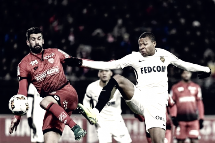 AS Mónaco vs Dijon en vivo y en directo online en Ligue 1 2017