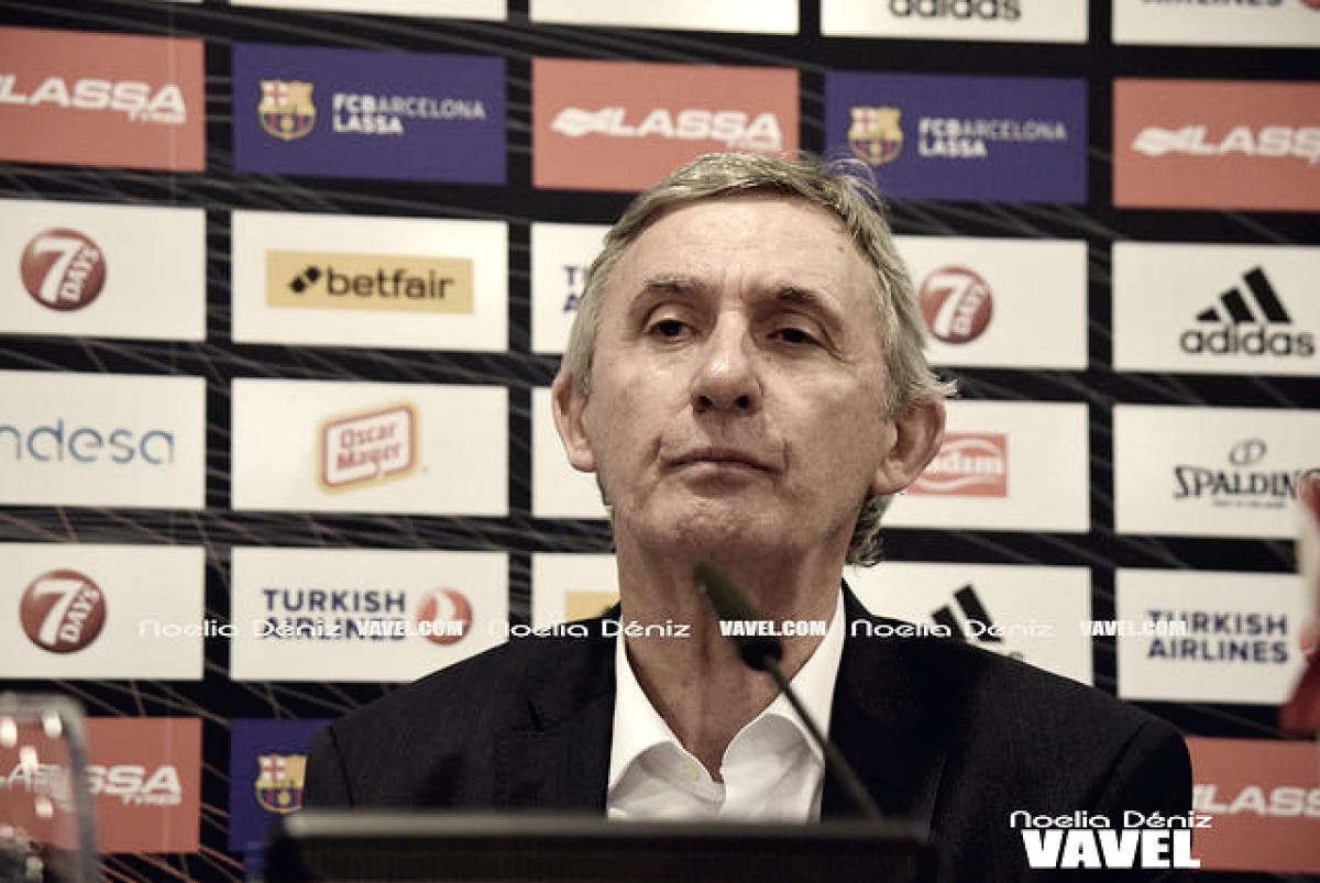 """Svetislav Pesic: """"Hay mucha motivación por ganar a Unicaja"""""""