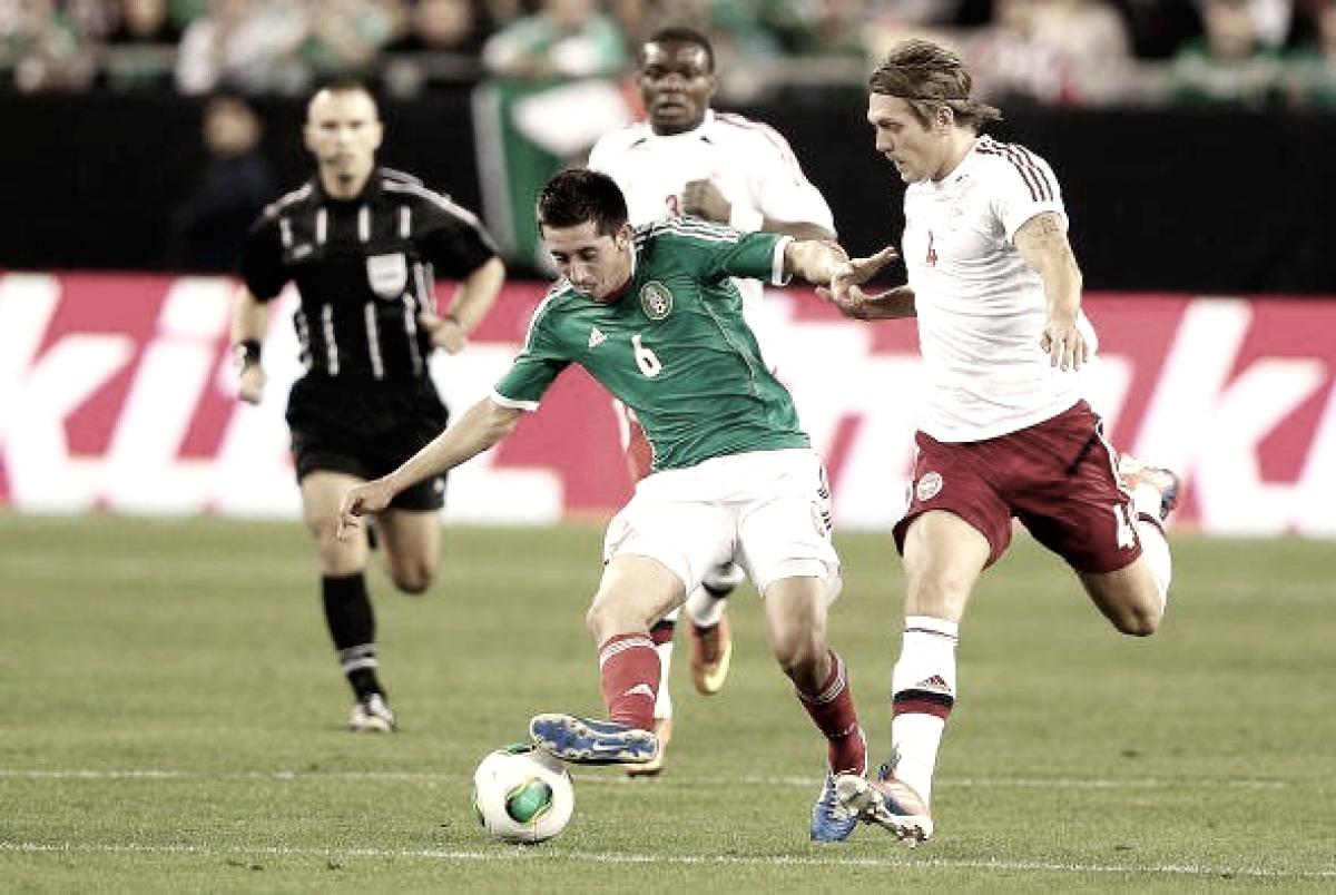 Previa Dinamarca - México: la última prueba antes de tocar suelo mundialista