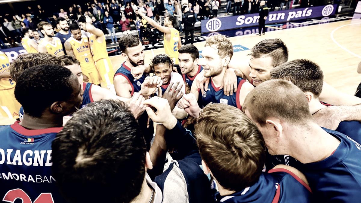 Un Andorra histórico se mete en la pelea por los playoff