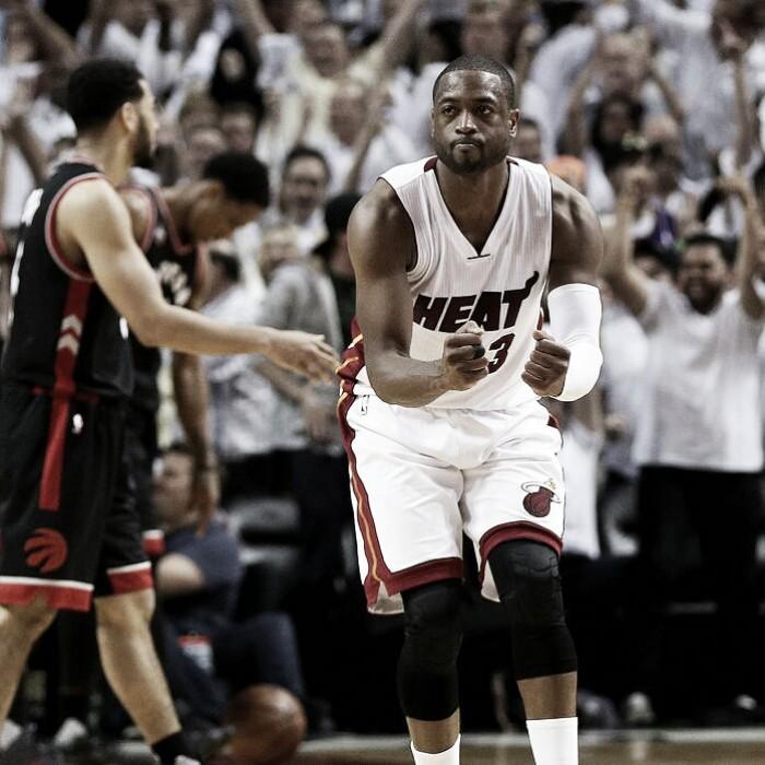 El Heat peleó hasta el final y tuvo su recompensa