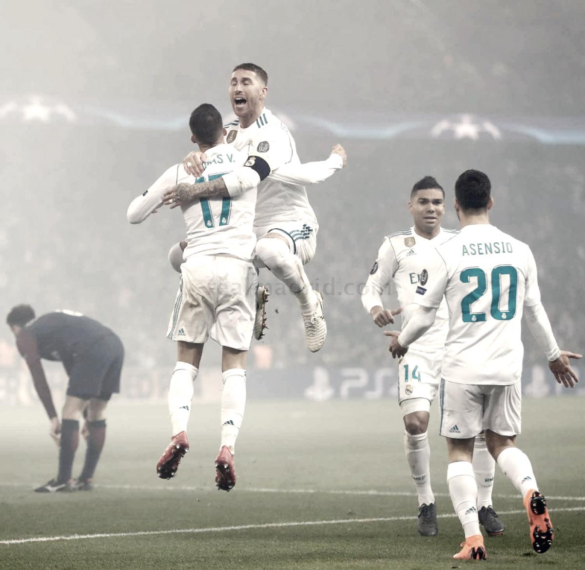 Lucas-Asensio, la conexión perfecta