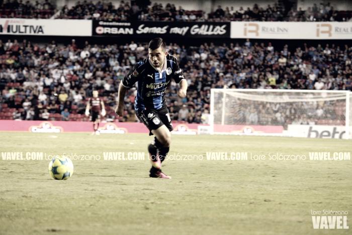"""Kevin Gutiérrez: """"El equipo se siente contento"""""""