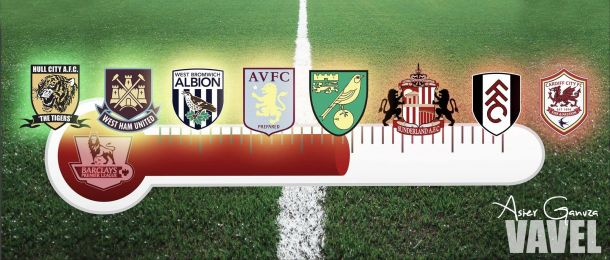 Premier League: las claves de la salvación