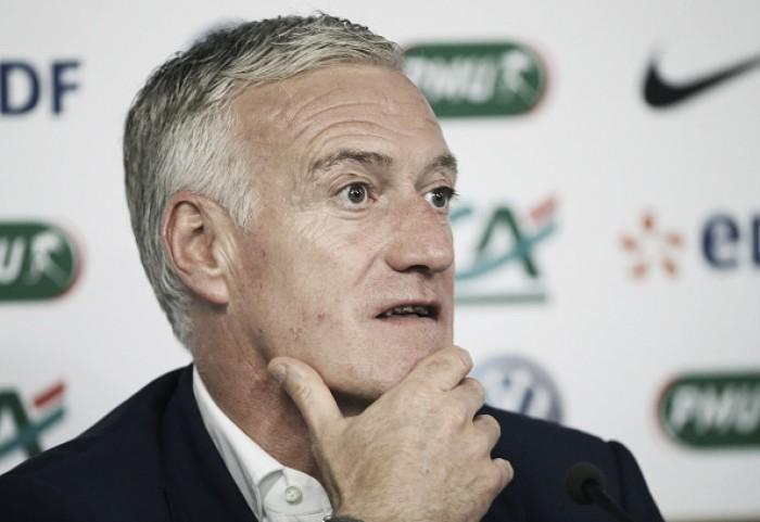 Didier Deschamps afirma que França está preparada para Eurocopa 2016