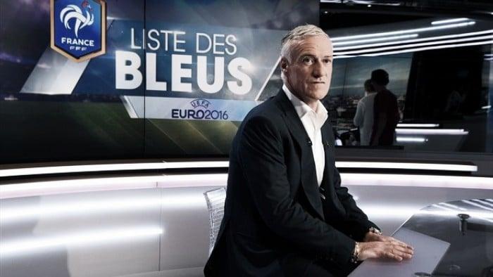 France name Euro 2016 squad