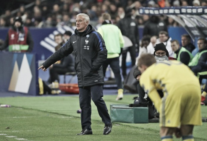 """Didier Deschamps: """"tenemos por delante al campeón africano"""""""