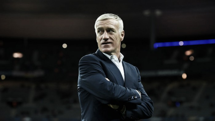 Deschamps vows that France will give it their all against Germany, following Iceland triumph