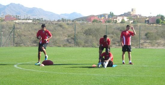 Almería se impacienta