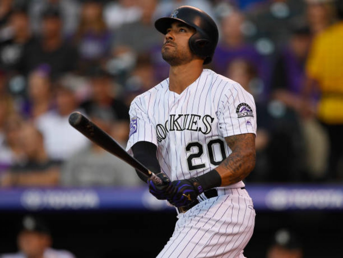 Shelby Miller Leaves with Elbow Tightness, Rockies Score 19