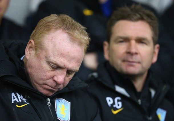 El Aston Villa despide a Alex McLeish