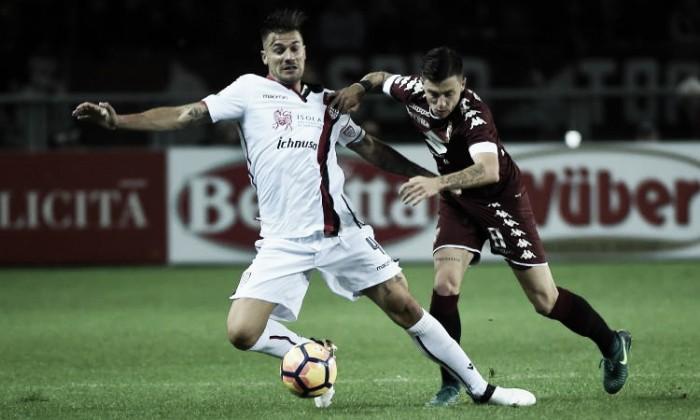 Torino: in vista del Cagliari Mihajlovic pensa al 4-3-1-2, le ultime dal Sisport