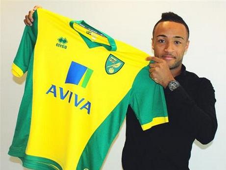 Norwich City acerta com o winger Nathan Redmond
