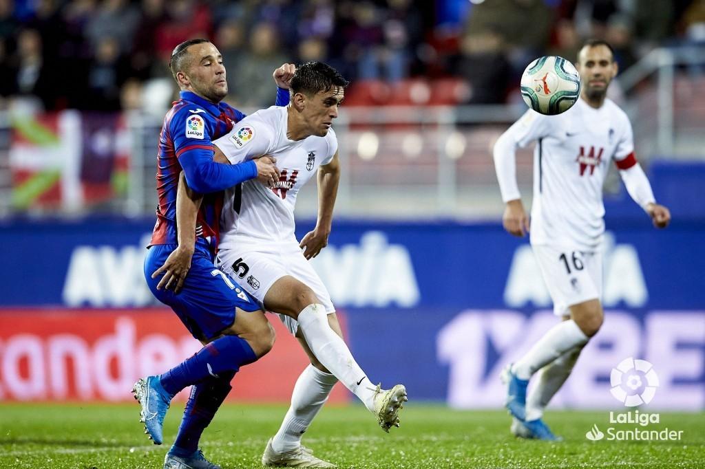 El Granada CF tiene pésimos precedentes frente al Eibar