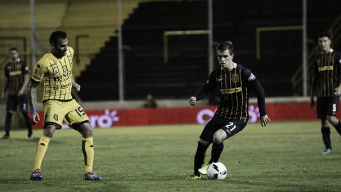Olimpo 1 - 1 Rosario Central: Puntuaciones del 'Canalla'
