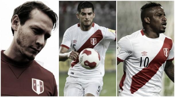 Tres peruanos en el once ideal de la fecha 3 de las Eliminatorias