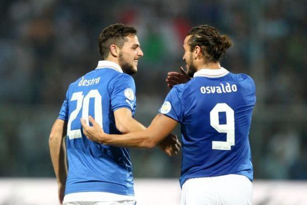 Destro al Milan scatena il valzer delle punte in Serie A
