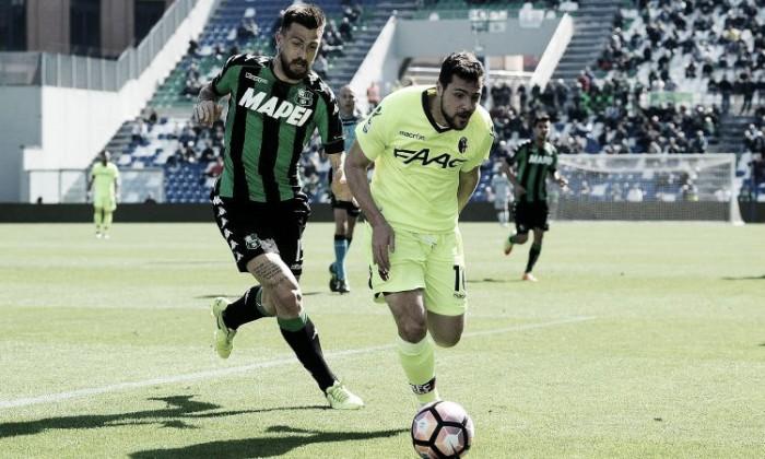 Serie A - Destro decide il derby emiliano: Sassuolo-Bologna termina 0-1