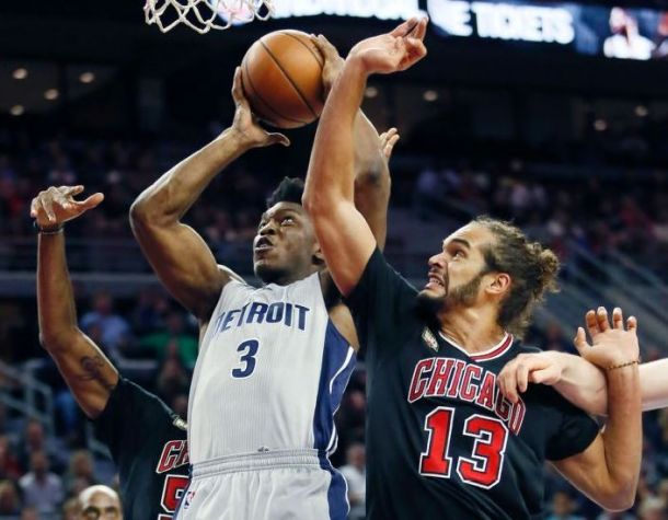 Chicago Bulls Fall In Overtime, 98-94, To The Detroit Pistons