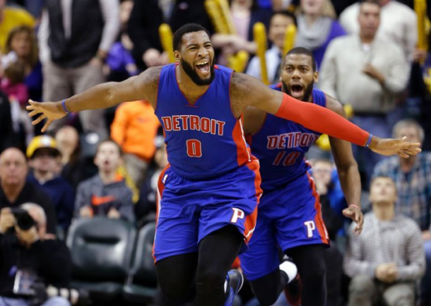 Andre Drummond Comes Through In Clutch, Detroit Pistons Defeat Indiana Pacers, 98-96